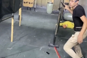 BANG BANG IDPA MATCH
