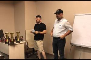 UDPAS OLAĞAN GENEL KURUL TOLANTISI YAPILDI