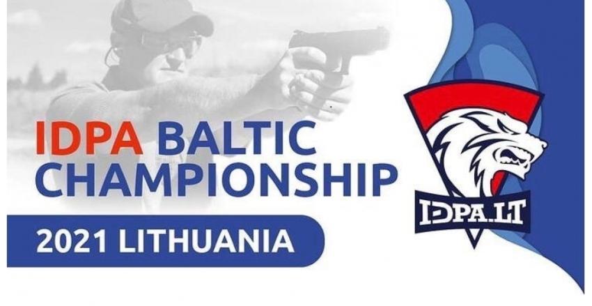 IDPA BALTIC CHAMPIONSHIP - 2021 LITHUANIA